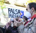 Policías por la libertad denuncian la imposición de la mascarilla en Madrid
