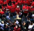 10.000 corrredores en la 'Human Race'