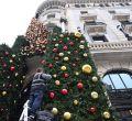 El Four Seasons Canalejas da la bienvenida a la Navidad