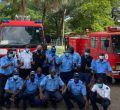 La solidaridad de un bombero municipal llega a Zimbaue con la iniciativa Help Vic Falls