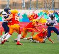 Fútbol americano femenino: Málaga Corsairs vs Osas Rivas