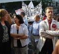 'En pañales' por la enseñanza pública