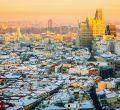 Fotografías más votadas en el concurso 'Madrid, Filomena a mi pesar'