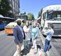 Operación Asfalto 2021 en Arganzuela