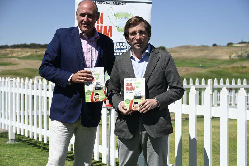 Guillermo Salmerón y José Luis Martínez Almeida.