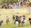 Somosierra lucha contra Napoleón