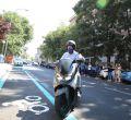 Más aparcamotos en Madrid