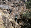 El incendio forestal del Pantano de San Juan arrasa 50 hectáreas