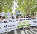 Primera manifestación en España para pedir un Plan Nacional de Prevención del Suicidio