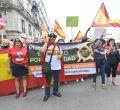 Centenares de personas piden en Madrid la dimisión de Pedro Sánchez