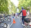 Los Paseos del Prado y Recoletos se inundan de actividades por la Semana Europea de la Movilidad