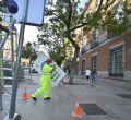 Adiós a la señalética de Madrid Central