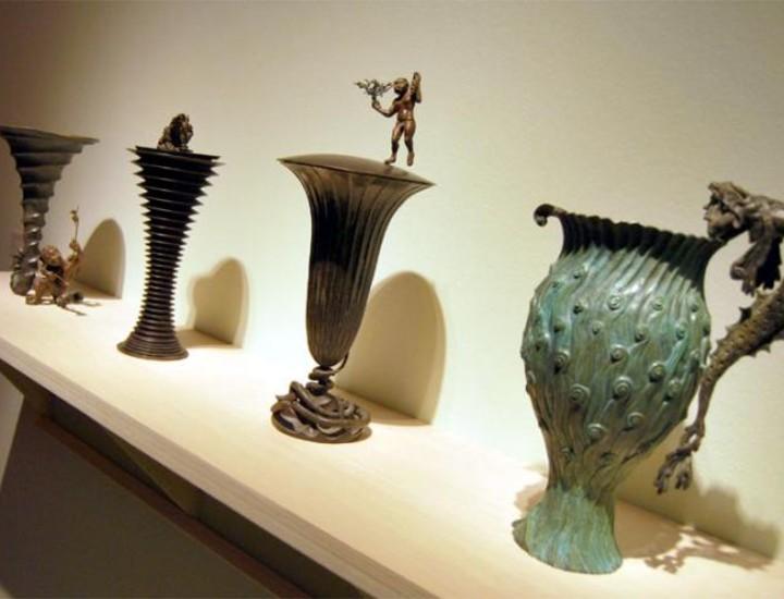 El Museo de Colecciones ICO acoge la exposición 'Artiífice' de Guillermo Pérez Villalta hasta el próximo día 7 de diciembre. Vea más imágenes.