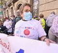 La Marea Blanca en defensa de la Sanidad Pública vuelve a la calle