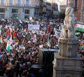 Manifestación por un Sáhara libre