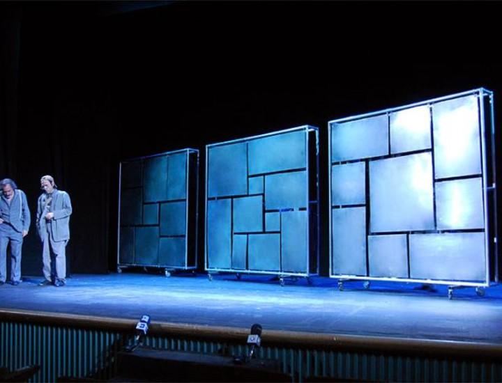 La obra 'Luces de Bohemia', de Valle-Inclán se representará durante el próximo mes de enero en el Círculo de Bellas Artes de Madrid, una pieza que inauguró una nueva forma de interpretar la realidad a través del género del esperpento.