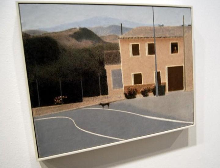Hasta el 2 de mayo la Galería Marlborough acogerá una exposición de pintura de Juan José Aquerreta. Bajo el nombre de 'Últimamente' reúne más de una treintena de pinturas del artista en pequeño formato con tres temas bien diferenciados: el paisaje, el bodegón y el retrato.