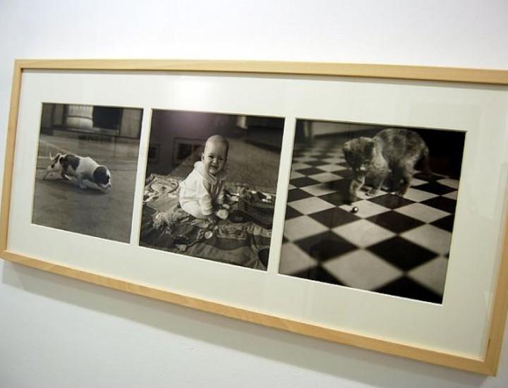 El fotógrafo Baylón presenta la exposición 'Ladrones de corazones' en la Galería Inés Barrenechea.