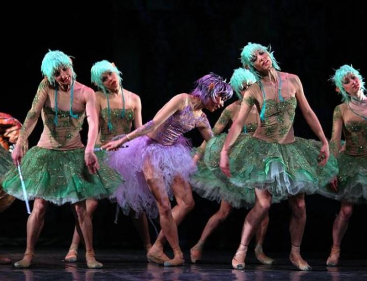 La compañía de danza de Santa Coloma de Gramenet llega al Teatro Madrid con su nueva producción 'La Bella Durmiente del bosque'.