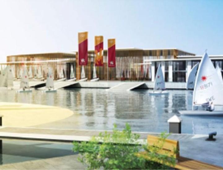 Las sedes olímpicas