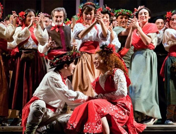 Fuenteovejuna en los Teatros del Canal