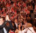 Primer acto del PSOE ante el 7-J