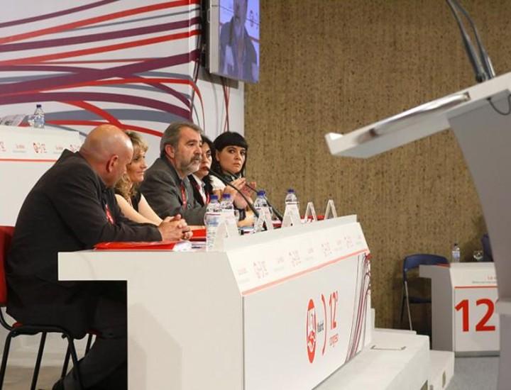 El XII Congreso de UGT-Madrid ha comenzado centrado en la lucha contra el desempleo. El actual secretario general del sindicato anunció que pedirá una mesa estable con los empresarios para abordar la cuestión a partir del lunes.