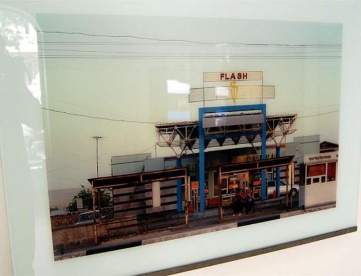 La Galería Estiarte presenta en Madrid las fotografías de Begoña Zubero con 'Cas & Gas', un proyecto realizado en Armenia en 2007, colofón a su serie Existenz. La exposición se puede ver desde el 13 de julio, hasta el 31 de julio. La muestra se puede ver entre las otras exposiciones de PHotoEspaña09.