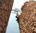 Reformas en el Castillo de la Coracera