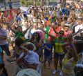 Capoeira en el Parque de Atracciones