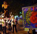 Arte a ritmo de procesión