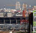 Madrid (contaminado) desde Méndez Álvaro