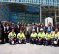 Se inaugura una innovadora planta de hormigón