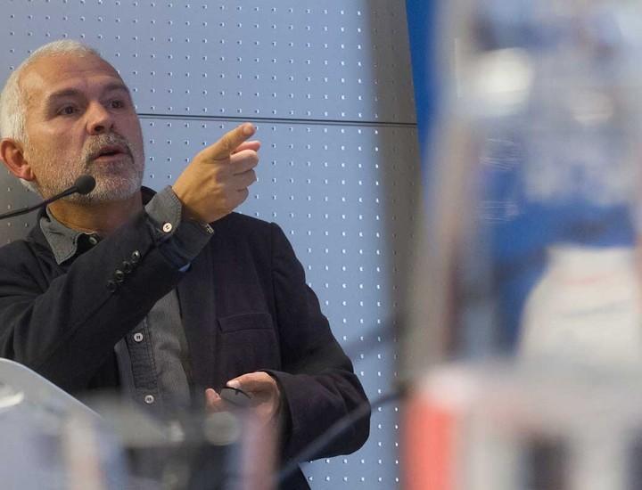 Francisco Heras, responsable del programa Hogares Verdes del Ministerio de Medio Ambiente