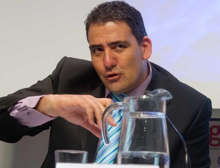 Carlos Lurueña, director de Operaciones de REdext