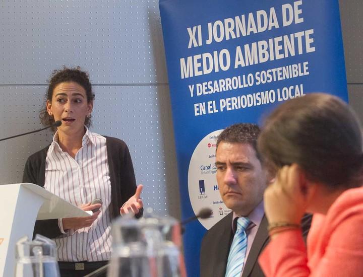 Francisca Pérez, de Holmen Paper