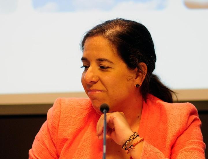 Cristina Álvarez, gerente del IMIDRA
