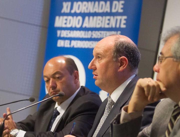 Pedro Catalinas, director general del Agua del Ayuntamiento de Madrid