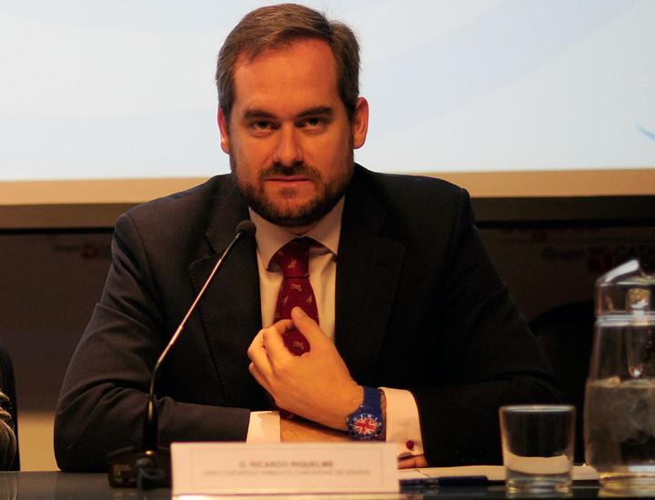 Ricardo Riquelme, director de Medio Ambiente de la Comunidad de Madrid