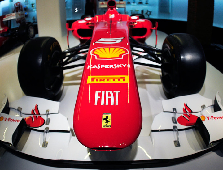 Ferrari F150 fernando alonso