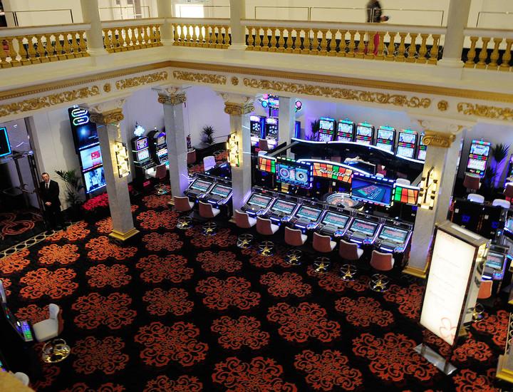 Casino gran via review