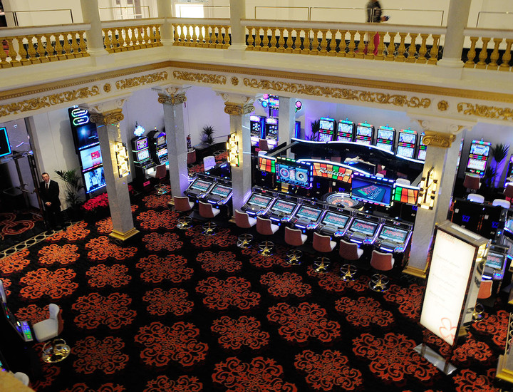 Nuevo casino gran via 24