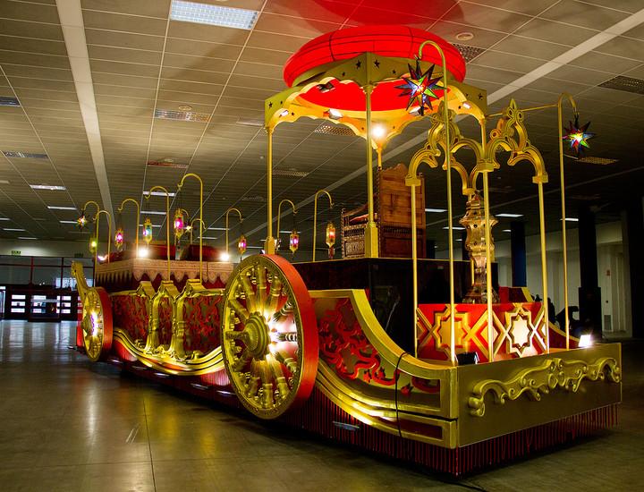 Carrozas De Reyes Magos Fotos.Galeria Madridiario Asi Son Las Carrozas De Los Reyes
