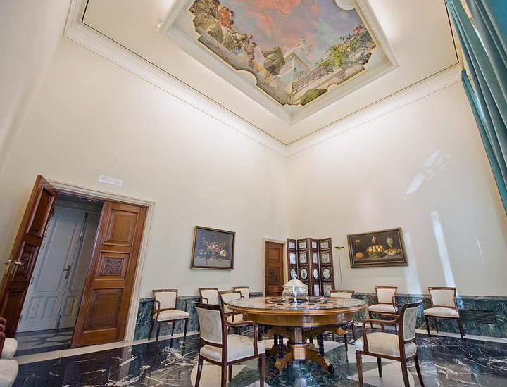 Galería Madridiario - El banco de los bancos - Comedor de diario con ...
