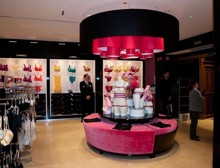 3f1e64aa0094 Galería Madridiario - El Corte Inglés abre una tienda de lencería ...