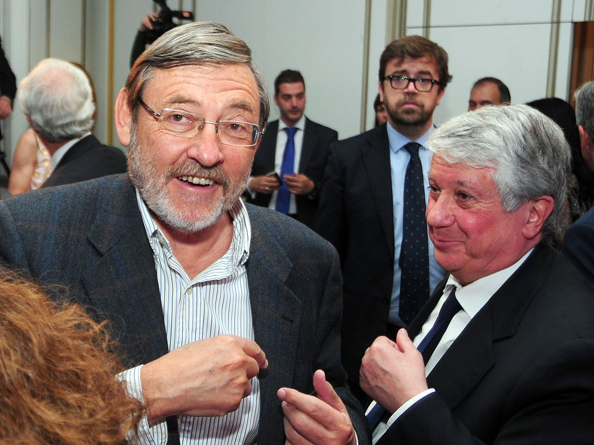 Lissavetzki y Arturo Fernandez (Ceim)