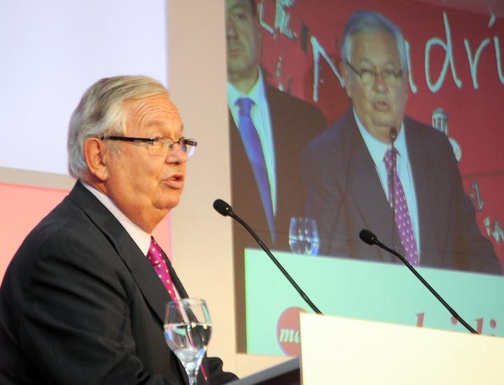 El presidente de Diariocrítico, Fernando Jauregui.