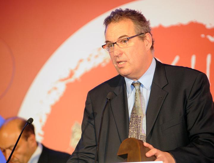 Cesar Cort, presidente de la junta de compensación del consorcio de Valdebebas.