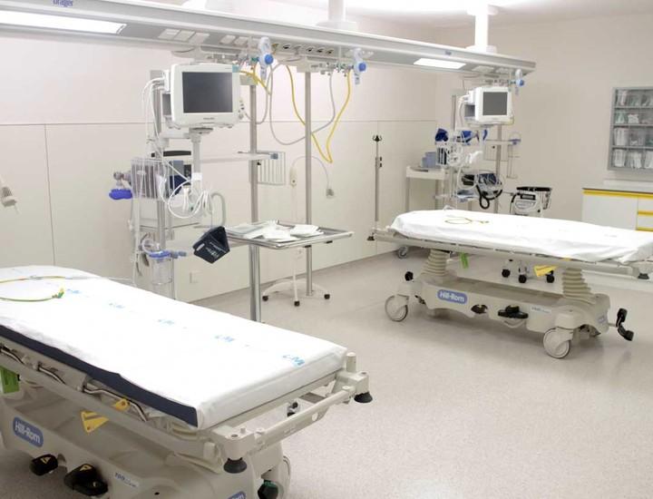 Galer a madridiario un paseo por el hospital de villalba for Sala 091 madrid