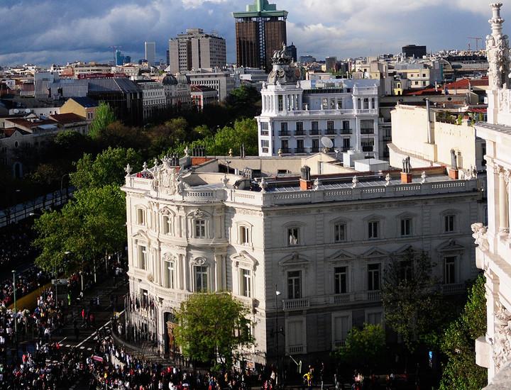 Galería Madridiario Linares Una Joya Palaciega Vista De